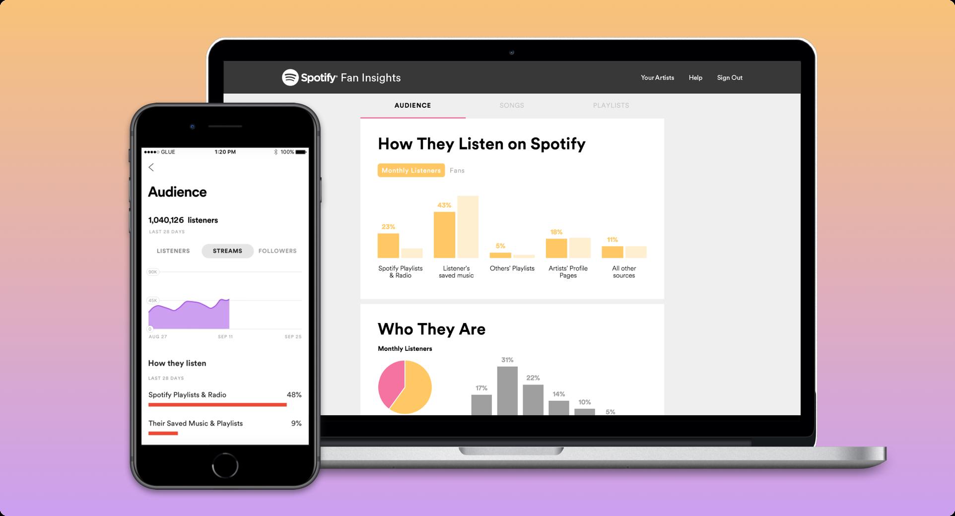 Spotify insights
